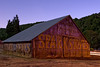 Spark Stoves Barn, Palomares Road, Castro Valley, CA