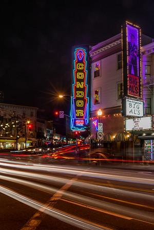 Broadway and Columbus